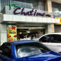 Photo taken at Chatime by Suplado ~. on 2/19/2012