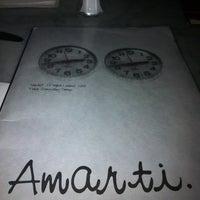 Photo taken at Amarti by Juliana A. on 6/3/2012