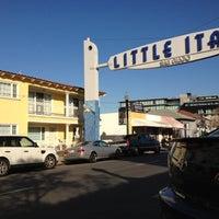 Photo taken at Caffe Italia by Gordon K. on 2/23/2012