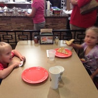 Photo taken at Stevi B's Pizza Buffet by J G. on 3/27/2012