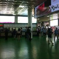 Photo taken at East Seoul Intercity Bus Terminal by JongHyun L. on 8/27/2012