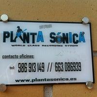 Photo taken at Planta sónica by Óscar S. on 3/13/2012