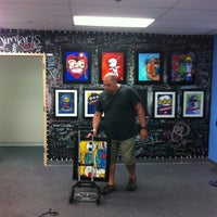 Photo taken at Artomatic by Lora N. on 6/24/2012