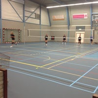Photo taken at Sportcentrum 't Wooldrik by Huib G. on 8/22/2012