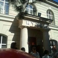 Photo taken at Ростовский областной музей краеведения by Alexey M. on 9/1/2012