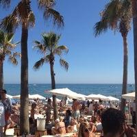Foto scattata a Nikki Beach Marbella da Яна il 7/29/2012