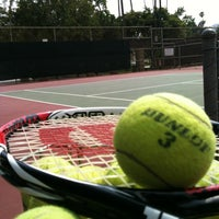 Photo taken at Fremont Park Tennis Courts by Fiel A. on 5/4/2012