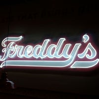 Photo taken at Freddy's Frozen Custard & Steakburgers by Allen H. on 2/7/2012