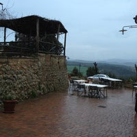 Photo taken at Agriturismo Antico Borgo Poggiarello by Raf P. on 4/14/2012