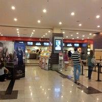 Photo taken at Cinemark by Marina C. on 5/27/2012