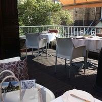 Снимок сделан в Restaurant Le Dome пользователем Рома Р. 7/6/2012