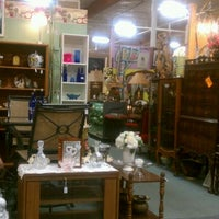 Photo taken at Brass Armadillo Antique Mall by David G. on 8/9/2012