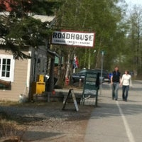 Photo taken at Talkeetna Roadhouse by Debby H. on 5/20/2012