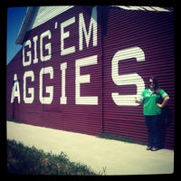 Photo taken at Gig 'Em Aggies Barn by Shannon H. on 5/7/2012