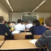 Photo taken at Hochschule Ludwigshafen by Vitaly G. on 3/26/2012
