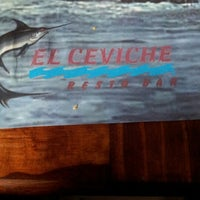 Photo taken at El Ceviche by Eduardo F. on 9/7/2012