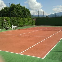 Photo taken at Tennis Club de Grignon by Aubin B. on 6/9/2012