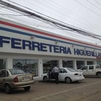 Photo taken at Ferreteria Higuerillas by Noavy on 5/8/2012
