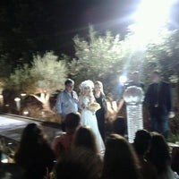 Photo taken at גן אירועים אלה by Guy M. on 6/26/2012