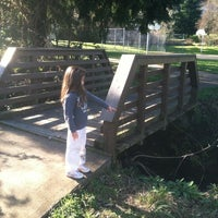 Photo taken at Clark Creek Park by Christian C. on 2/6/2012