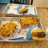 Photo taken at Elevation Burger by •Ω̶qeel Ω. on 3/24/2012