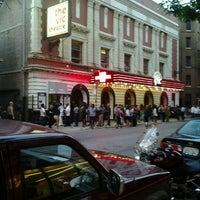 Photo taken at The Vic Theatre by Deb B. on 9/4/2012