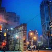 Photo taken at City of Detroit by Detroiting on 8/5/2012