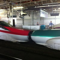 Photo taken at Shinkansen Sendai Station by c4macaron on 6/25/2012