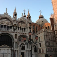 Photo taken at St Mark's Basilica by Igor N. on 9/10/2012