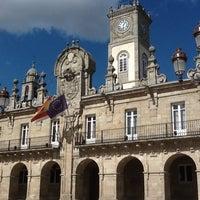 Foto tirada no(a) Concello de Lugo por Pablo M. em 8/2/2012