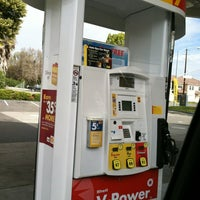 Photo taken at Shell by Cheree R. on 3/20/2012