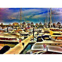Photo taken at Royal Phuket Marina by jingoto w. on 3/9/2012