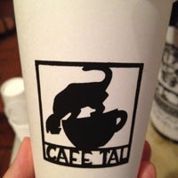Photo taken at CAFE TAL by Selene V. on 8/1/2012