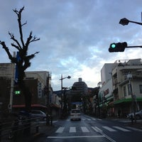 Photo taken at 長崎城栄商店街 by kote37 on 2/22/2012