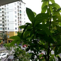 Photo taken at Block D Crystal Tower Apartment by Kit R. on 7/7/2012