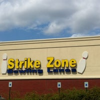 Photo taken at Strike Zone by Shun S. on 9/1/2012