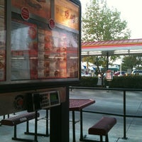 Photo taken at SONIC Drive In by Gregory G. on 8/21/2012