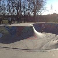 Photo taken at Skatepark - bowl by Francesco P. on 2/26/2012