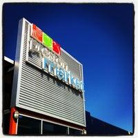 Photo taken at Preston Market by Thomas L. on 2/24/2012
