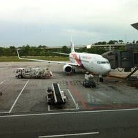Photo taken at Gate A7 by Mohamad Hafiz I. on 2/19/2012
