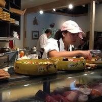 Photo taken at Waraji Japanese Restaurant by Chris W. on 5/29/2012