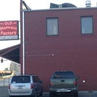 Menu The Old Mattress Factory Bar and Grill North