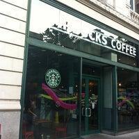 Photo taken at Starbucks by Katya S. on 8/22/2012