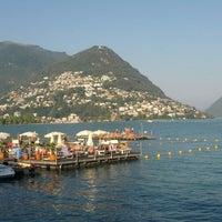 Foto scattata a Lago di Lugano da T B. il 8/18/2012
