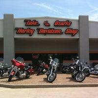 Photo taken at Lake Of The Ozarks Harley Davidson by Hugh on 8/24/2012