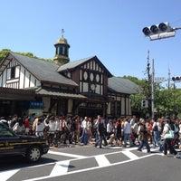 5/5/2012にTakuya I.が原宿駅で撮った写真