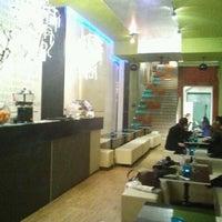 Photo taken at Dada Falafel by Yves M. on 2/2/2012