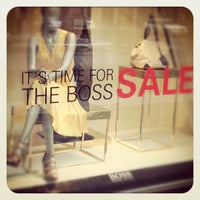 Photo taken at BOSS Store by Mario K. on 6/16/2012