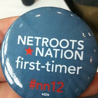 Photo taken at Netroots Nation 2012 (#nn12) by Jake L. on 6/7/2012