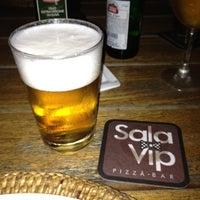 Photo taken at Sala Vip Pizza Bar by Carolina B. on 4/22/2012
